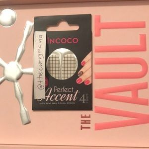 2/$24 incoco nails retired gridlock overlay accent